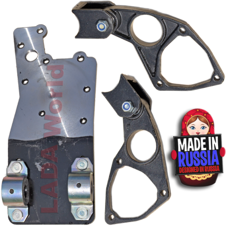 Suspension: Front differential: Independent suspension - LADA World