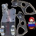 Suspension: Front differential: Independent suspension