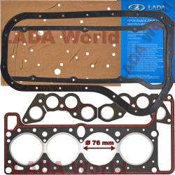 LADA Gasket Kit for 1200 & 1500 engines