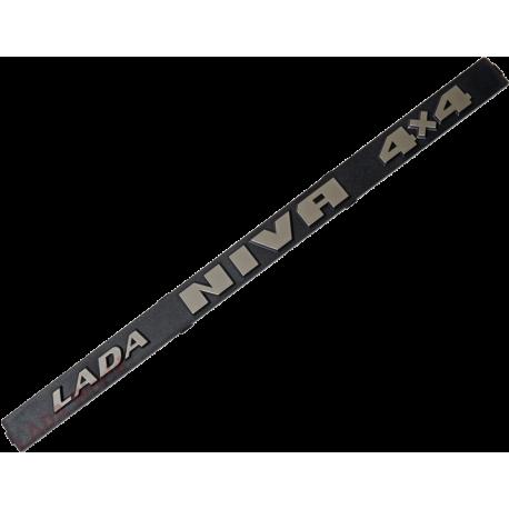 LADA Niva 21213-8212204-10 Tailgate badge