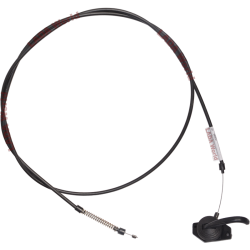 LADA Tailgate cable assembly for locking mechanism