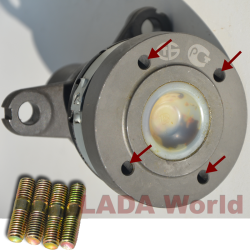 LADA 21213-2202010 Threading missing in pin-holes !