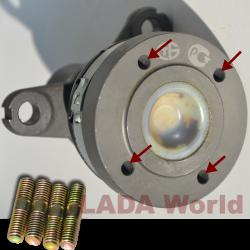 LADA 21213-2202010 Threading missing in pin-holes !