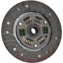 LADA Clutch Disc Front view