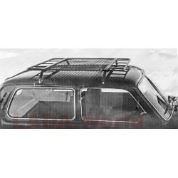 Roof: Cargo platform