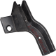 Body repair piece: Frame: Extension, rear