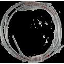 Brake Pipe: Complete set, 2121