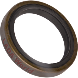 Wheel: Front: Oil seal