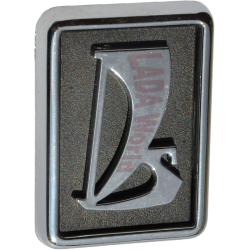 LADA Logo Badge, New design 2108-8212060