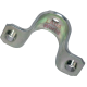 2121-2906042 Outer clamp for rubber block, rear view