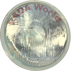 LADA Headlight lamp/reflector, Inner high beam H1-Bulb - 2103-3711200