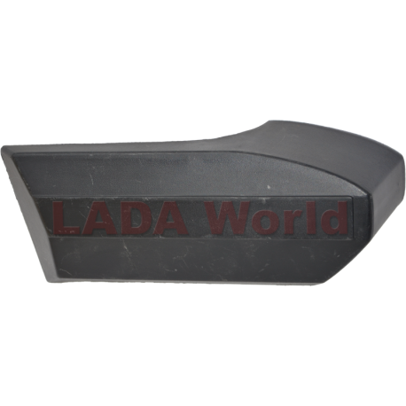End piece for LADA 2106 Bumper, Front or Rear, Right Side ⇒ 2106-2803052-10