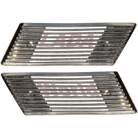 Side ventilation grids for LADA Classic VAZ 2105 - 2105-5701040 & 2105-5701041