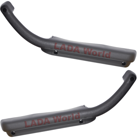 Handle grab for old LADA's - Hard plastic - 2103-6816010-15 & 2103-6816011-15