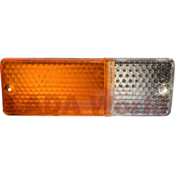 LADA indicator glass, Orange, Right side 2103-3712010