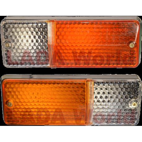 LADA Sidelight, complete set: 2103-3712010 & 2103-3712011