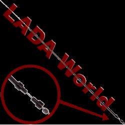 Cable for bonnet lock: 2101-8406156 & 2101-8406142