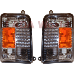 LADA 21213-3716010 & 21213-3716011 Chrystal Tail Lights