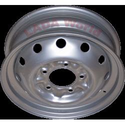 21214-3101015 Rim silver color