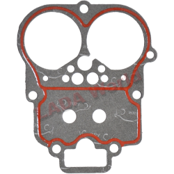 LADA Carburetor gasket 2101-1107606-10 for 1500-1600 engines. Year 1974-1980.