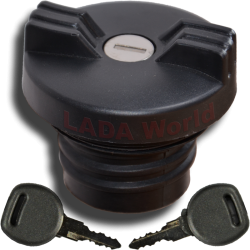 2108-1103010 Fuel Cap 1700 Black