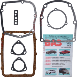 Gasket kit for LADA Gearbox