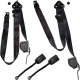 2121-8217008-20 Seat belts (left & right) for front seats