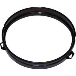 2121-3711532 Black headlight ring