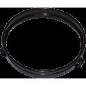 Front: Headlight: Lamp: Ring, black