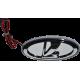 3D LADA Logo Turned Off