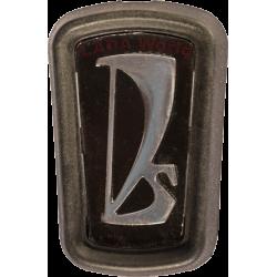 LADA Niva 2121 Black Frame Logo Badge
