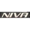 """LADA Logo Badge """"NIVA"""""""