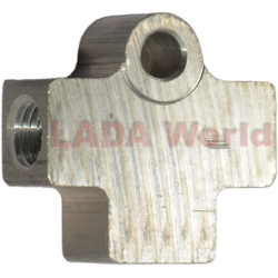 LADA 2101-3506091 Tee for brake pipes