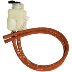 LADA 21213-3505096 Brake fluid reservoir with hoses (690 mm)