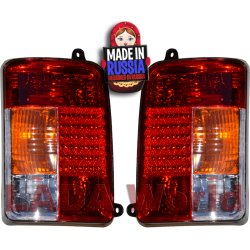 LADA 21213-3716010/1 Ruby Red