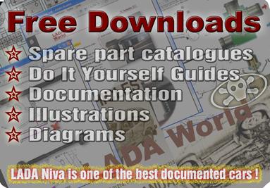 Stáhnout všechny druhy LADA souvisejících dokumentů