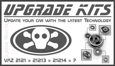 LADA Oppgraderings kits